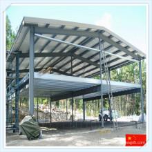 China Q345 Wiskind New Single Span Steel Sturcture Building