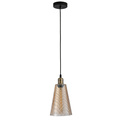 Suspension Vintage Abat-Jour En Verre