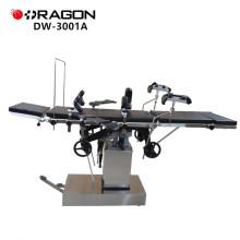 DW-3001A Lit chirurgical hydraulique réglable qualifié à vendre