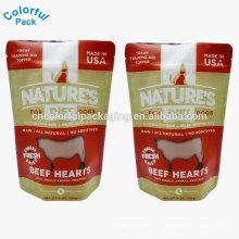 2011 nueva impresión Envasado de alimentos para mascotas para perros o gatos