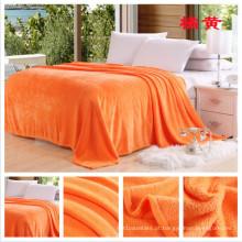 Preço de fábrica para cobertor de lã de flanela