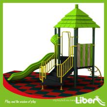 Liben Play Jugar al aire libre atractivo casero con el suelo de la estera de goma