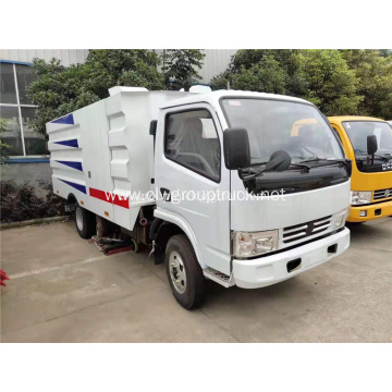 2019 new 4x2 sewage suction vehicle