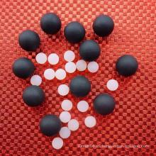 Bola de goma de silicona pequeña de 3 mm