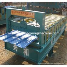 Sheet Metal Hydraulic Plate Roll Former