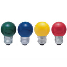45mm E26/E27 Color Coating Bulb Frosted Ball Bulb