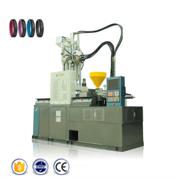 Rotary Plate Plast Vertikal Moulding Injection Machine