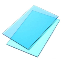 thick board approved plastic building material cheap transparent anti-riot polycarbonate sheet/PC solid panel