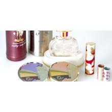 Film d'impression de transfert de chaleur pour les bocaux de verre cosmétique