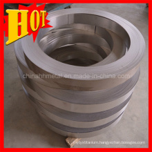 Customized Size Titanium Ring Gr3 with High Quality