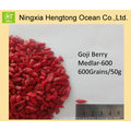 Super Food Certified Organic Goji Supplier--600grains/50g