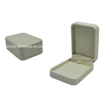 Luxuxhandgemachtes kundenspezifisches Firmenzeichen gedrucktes Papier Schmucksachen / Ring- / Halsketten-Geschenk-Kasten
