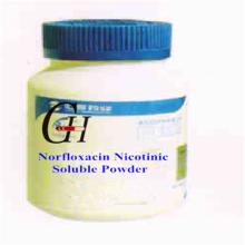 Норфлоксацин Никотинат Растворимый Порошок