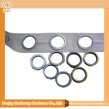 Großhandel hochwertige Metall Duschvorhang Ringe