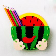Интеллигентая(ый) строительный блок фабрика ручка ручной карандаш горшок раннего образования детей игрушки история Английский подарочный пакет