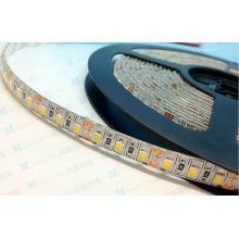 Tira de luz LED Epistar multicolor 72W 120 LED por metro en R / G / B / Y / W / Blanco cálido