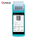 Android QR Code Scanner Handheld PDA