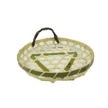 Бамбуковая корзинка высокого качества ручной работы (BC-NB1001)