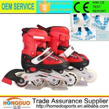 ABEC-7 que rola o rolo de skate piscando crianças