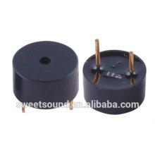 Fábrica en el precio de venta diámetro 9mm 3v ac pasiva circuito buzzer