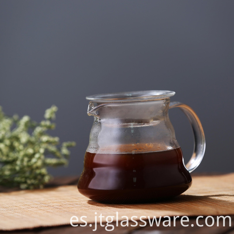 Hot Sale glass teapot