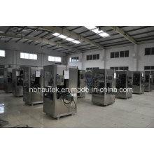 12000bph automatische PVC-Hülsen-Flaschen-Etikettiermaschine