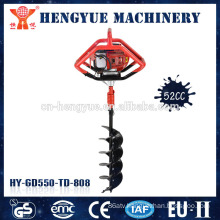 high quality digging machine hand operated auger hand auger used ground drill