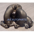 Ductile Cast Iron Exhaust Manifold