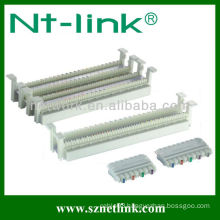2u 100 pairs 110 connect patch panel