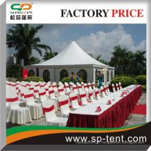 Grande tente de pagode facile à installer en plein air pour l'événement extérieur à vendre