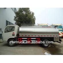 Camión de transporte de leche DFAC FRK 4x2, mini camión de leche