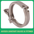 13MHH Single Pin Heavy Duty Sanitary Clamps