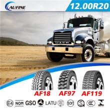Reifen Herstellung, schwere Lkw-Reifen (12.00R20)