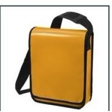 Waterproof PVC Tarpaulin Shoulder Bag