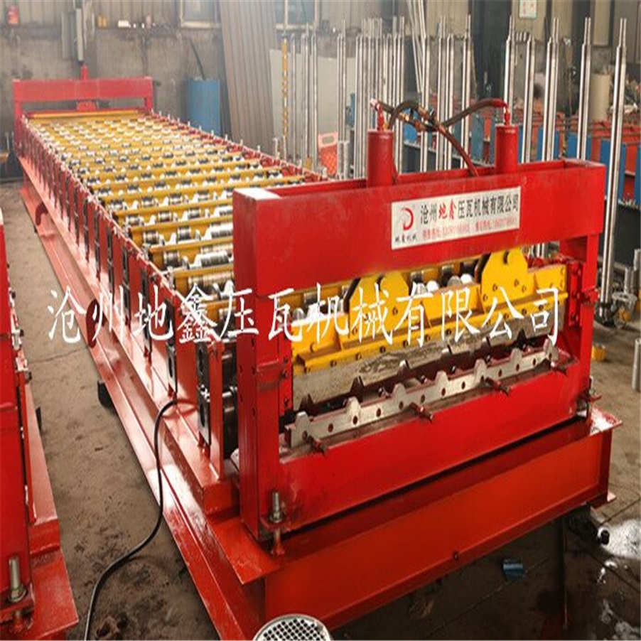 roof form machine