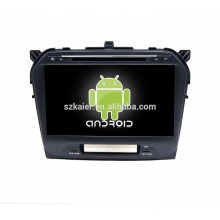 ¡Fábrica directamente! ¡Reproductor de DVD del coche de Android 4.4 para el nuevo Vitara + OEM + quad core!
