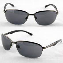 Поляризованные металлические солнцезащитные очки с сертификацией CE / FDA / BSCI (14229)