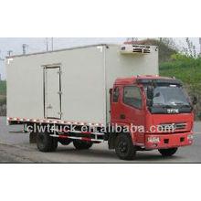 Рефрижераторный фургон Dongfeng 6-8 тонн для продажи в Руанде