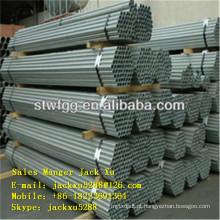 Tubulação galvanizada BS1387 / ASTM A53 / tubulação do SOLDADO