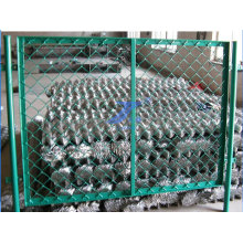 Chain Link Mesh Warehouse Fence
