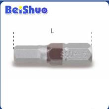 Schraubenzieher Sechskant-Bits Handwerkzeug mit guter Qualitätsfabrik