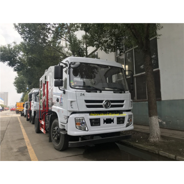 Dongfeng kitchen swill collecting garbage truck