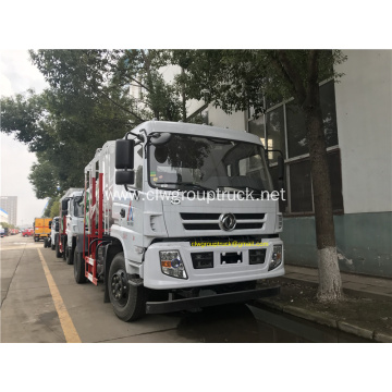 Dongfeng 4x2 kitchen swill collecting garbage truck