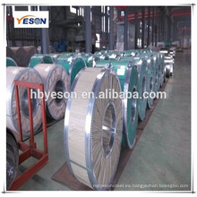 2014 alibaba bobina de acero / sphc banda de acero laminado en caliente