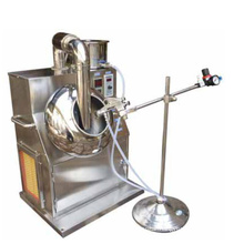 Byc-600 Tablet Coating Machine with Automatic Spray System