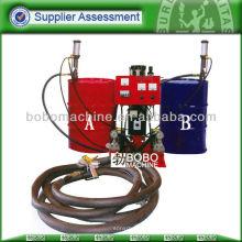Máquina de pulverização de espuma de alta prssure