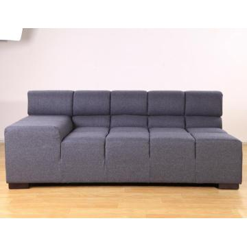Modulaire sectionele grijze stof Tufty Time Sofa Replica