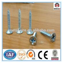 Fabricación en China precio de tornillo
