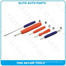 Core Removal Tire Tools for Car