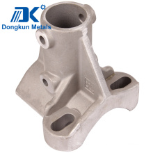 Aluminum Railway Parts by Gravity Casting